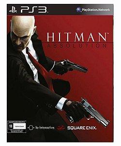 Hitman Absolution-PS3 PSN midia digital