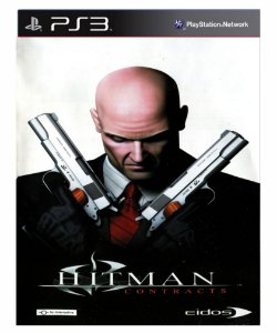 Hitman contracts HD- PS3 PSN MIDIA DIGITAL
