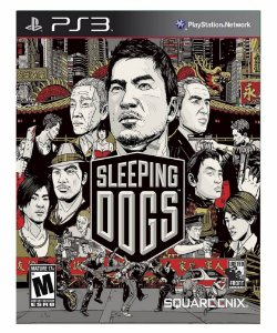 Sleeping Dogs- ps3 psn midia digital