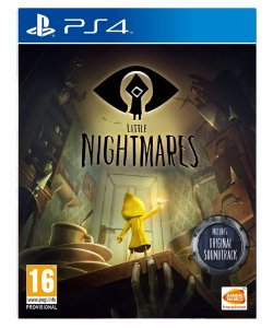 Little Nightmares - ps4 psn midia digital