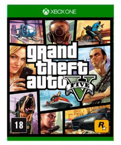 Grand theft auto v Gta 5 - Xbox one mida digital