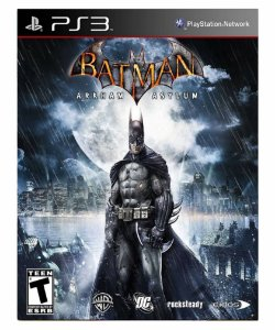 Batman Arkham Asylum-PS3 PSN midia digital