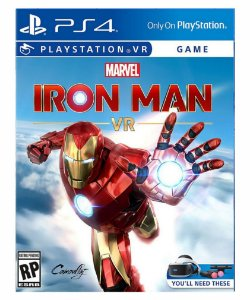 Marvel's Iron Man VR PS4 Midia digital