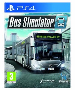 Bus simulator -ps4 psn midia digital