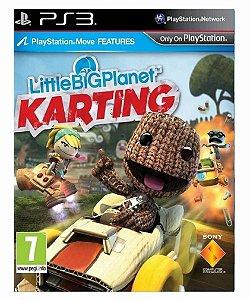 LittleBigPlanet karting- PS3 PSN Midia digital