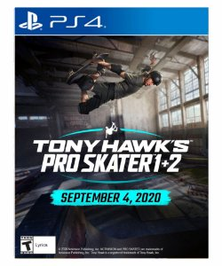 Tony Hawk's Pro Skater 1 + 2-PS4 midia digital