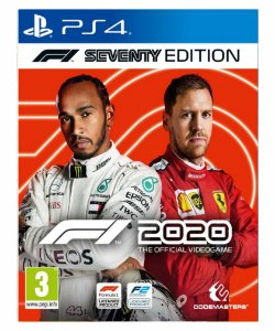 F1 2020- PS4 mídia digital