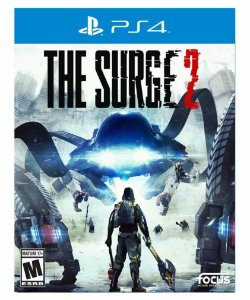 The surge 2-PS4 PSN MIDIA DIGITAL
