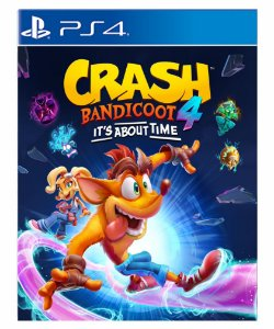 Crash bandicoot 4 It's About Time-ps4 psn midia digital