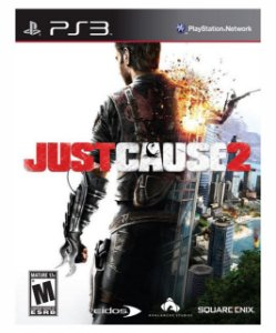 Just cause 2- PS3 PSN MIDIA DIGITAL