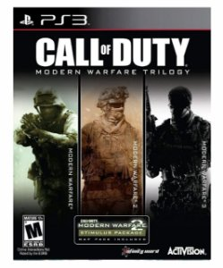 Call of Duty Modern Warfare® Bundle-ps3 psn midia digital