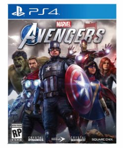 Marvel avengers-ps4 psn midia digital pré venda