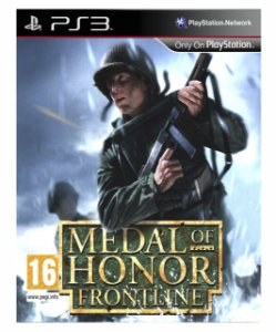 Medal of honor frontline-ps3 psn midia digital
