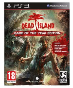 Dead Island  Mídia Digital ps3