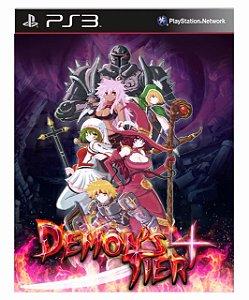 Demons Tier -PS3 PSN Mídia Digital