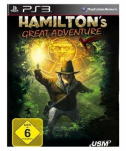 Hamilton's Great Adventure Ps3 Mídia Digital