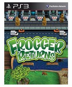 Frogger Returns Ps3 Mídia Digital