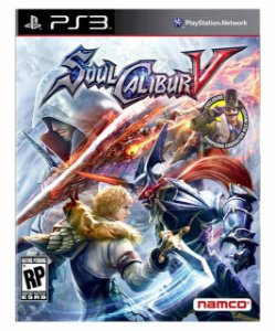 Soul Calibur V - PS3 PSN Midia digital