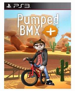 Pumped BMX + Ps3 Mídia Digital