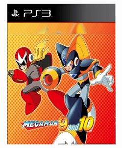 Mega Man 9 and 10 combo pack- Ps3 Mídia Digital