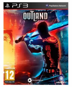 Outland - Ps3 Mídia Digital