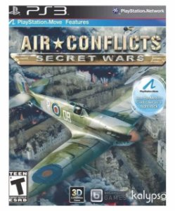 Air Conflicts - Secret Wars - Ps3 Mídia Digital