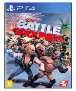 WWE 2K Battlegrounds - Ps4 PSN Mídia Digital - Pré Venda