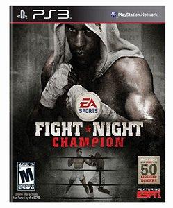 Fight Night Champion - Ps3 - PSN Mídia Digital