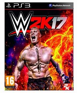 WWE 2K17 - Ps3 - PSN Mídia Digital