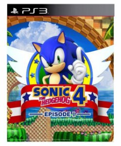 Sonic The Hedgehog 4 Episodio I ps3 psn midia digital