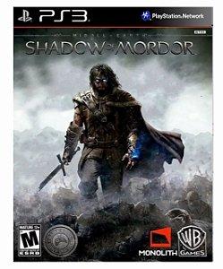 Terra-Média: Sombras de Mordor - Legião Edição - Ps3 PSN Mídia Digital