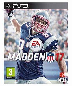 Madden NFL 17-PS3 PSN Midia digital