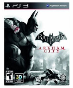 BATMAN ARKHAM CITY - Ps3 PSN Mídia Digital
