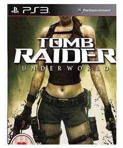 Tomb Raider: Underworld - Ps3 Psn Mídia Digital