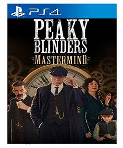 Peaky Blinders: Mastermind - Ps4 Psn Mídia Digital