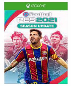 PES 21 Season Update - Xbox One Mídia Digital