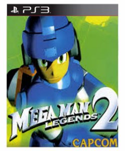 Mega Man Legends 2 (PSOne Classic) Ps3 Psn Mídia Digital