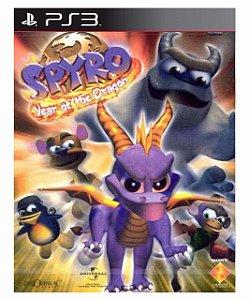 Spyro Year of the Dragon (PSOne Classic) Ps3 Psn Mídia Digital