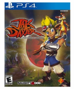 Jak and Daxter: The Precursor Legacy Ps4 Psn Mídia Digital
