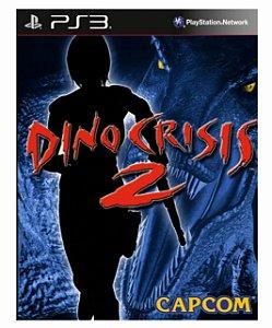 Dino Crisis 2 (PSOne Classic) Ps3 Psn Mídia Digital