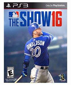 MLB The Show 16 - Ps3 Psn Mídia Digital