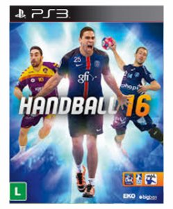 Handball 16 - Ps3 Psn Mídia Digital