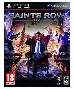 Saints Row IV - Ps3 Psn Mídia Digital