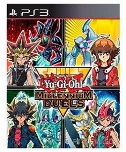 Yugi oh Millennium Duels - Ps3 Psn Mídia Digital