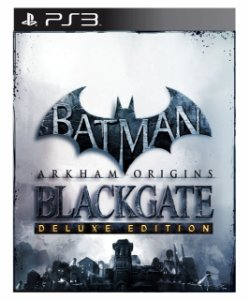 Batman Arkham Origins Blackgate Deluxe Edition - Ps3 Psn Mídia Digital