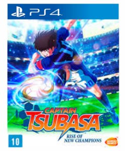 Captain Tsubasa Rise of New Champions Ps4 Psn Mídia Digital