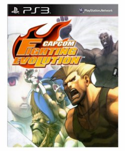 Capcom Fighting Evolution (PS2 Classic) Ps3 Psn Mídia Digital
