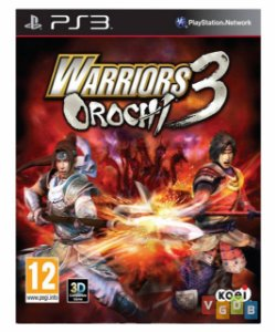 WARRIORS OROCHI 3 Ps3 Psn Mídia Digital