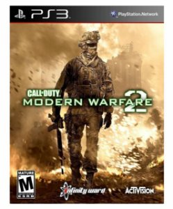 Call of Duty Modern Warfare 2 Ps3 Psn Mídia Digital