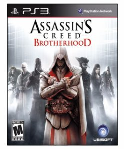 Assassin's Creed Brotherhood Ps3 Psn Mídia